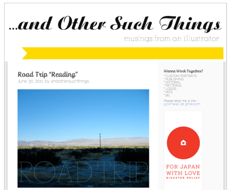 """New Look Gaia Cornwall """"And Other Such Things"""""""